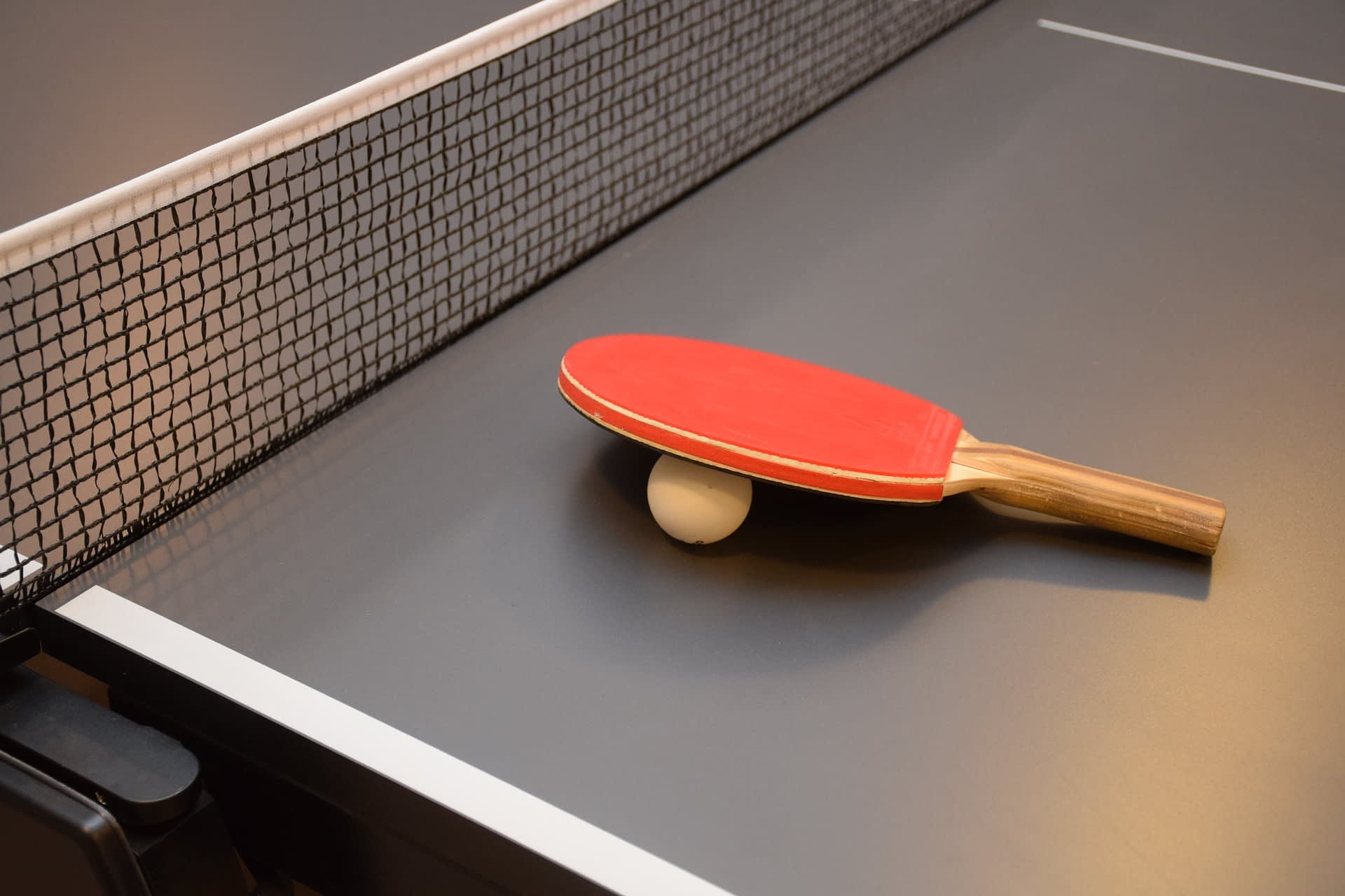 Benefits of Playing Ping Pong