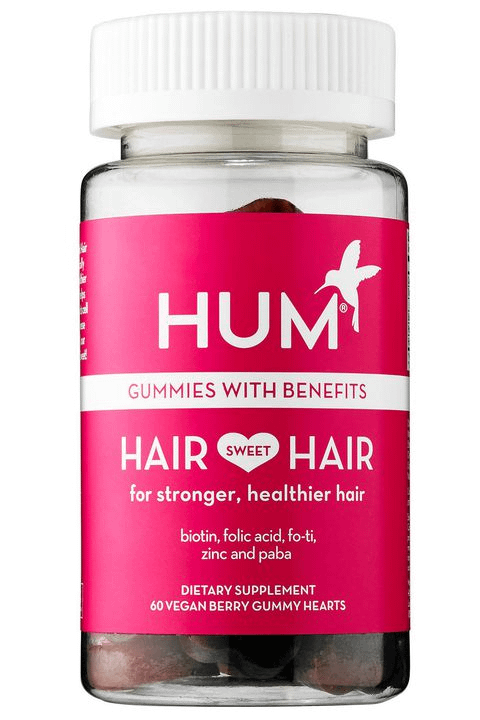 humnutrition vitamin hair